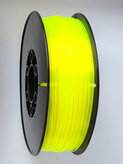 3D Printing Filament - 1.75mm PLA Neon Yellow 1kg