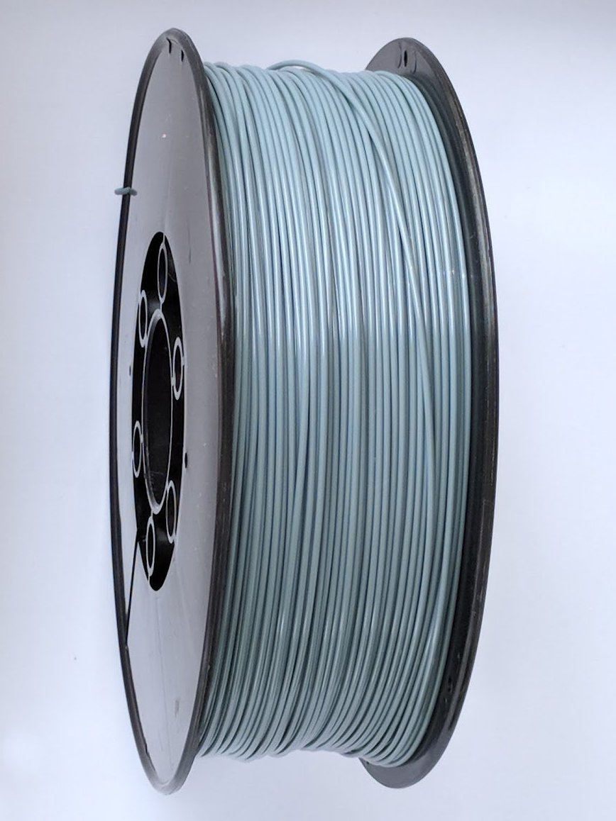 3D Printing Filament - 1.75mm PLA Dark Grey 1kg