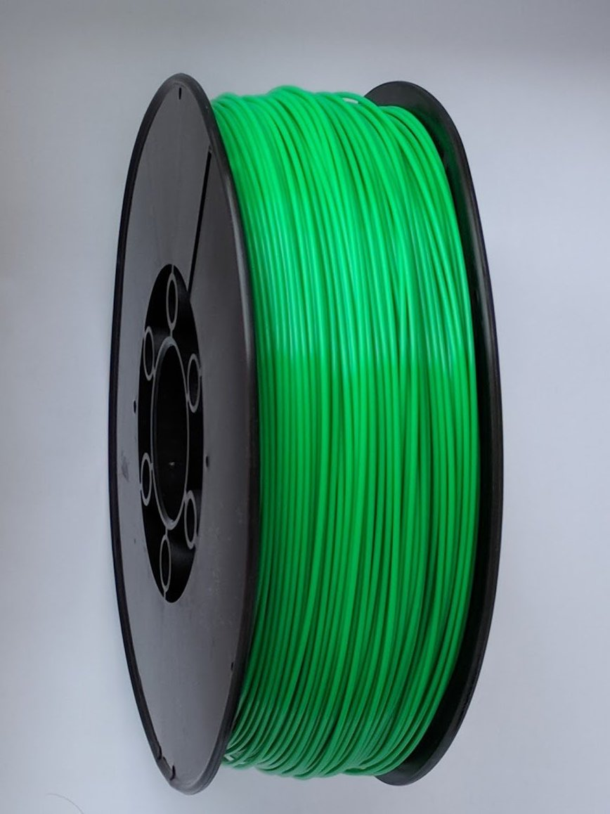 3D Printing Filament - 1.75mm PLA Kiwi Green 1kg