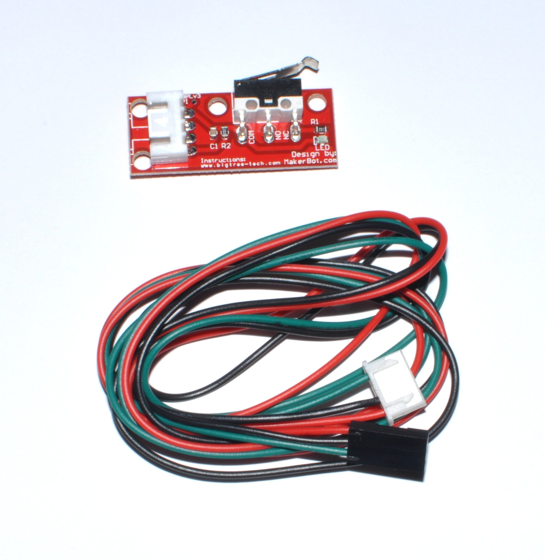Mechanical Endstop Switch + Cable