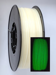 3D Printing Filament - 1.75mm PLA Luminescent Green 1kg