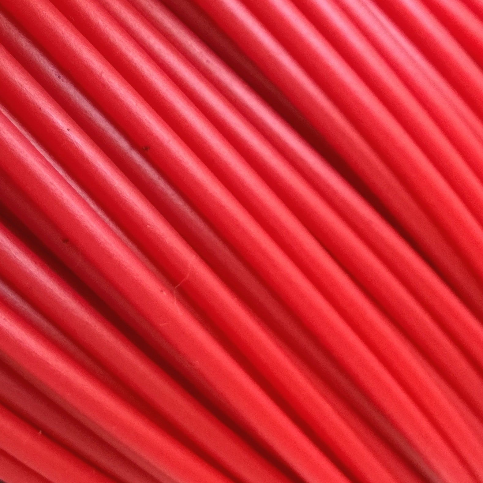 PLA 3mm - Red