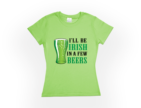 WOMENS ST. PADDY'S DAY TEES