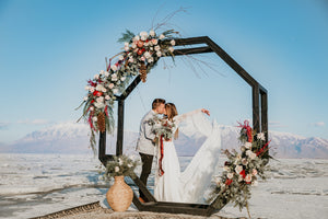 Utah Lake Styled Shoot