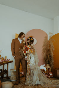 70s Styled Shoot