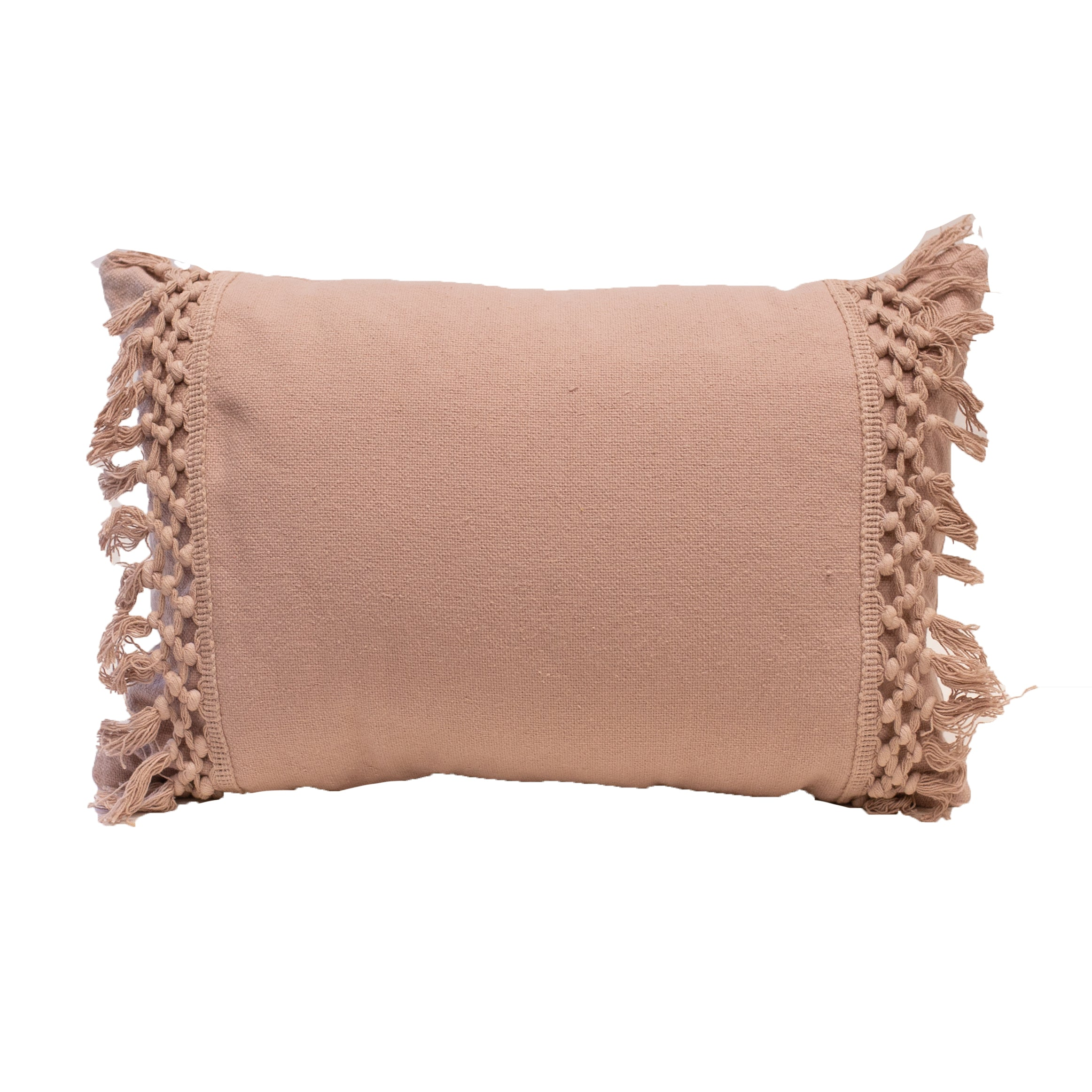 Pillow (Dusty Rose)