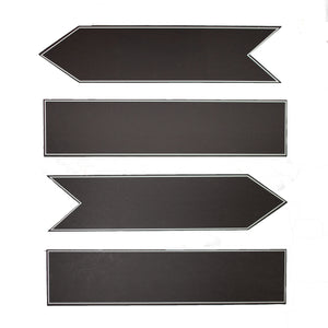 Misc. Small Rectangle Hanging Chalkboards