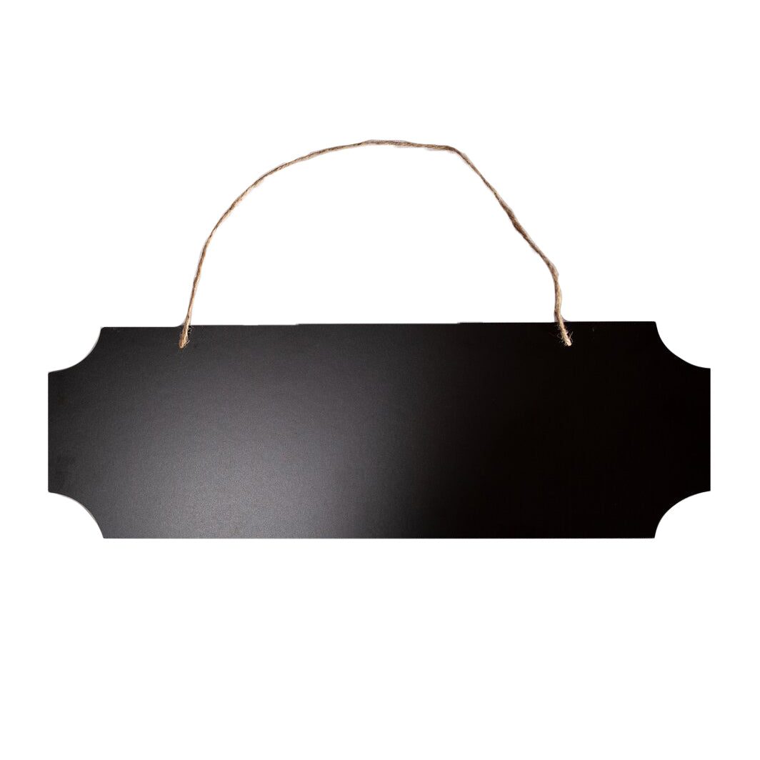 Small Rectangle Hanging Chalkboards (Various Sizes)
