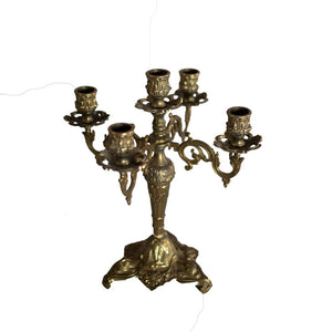Five Holder Candelabra