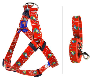 USMC Flag - Harness & Leash Set
