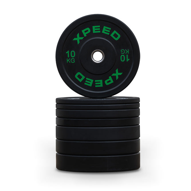 Bumper plate group
