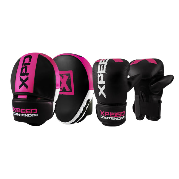 Xpeed Contender Boxing Combo Set