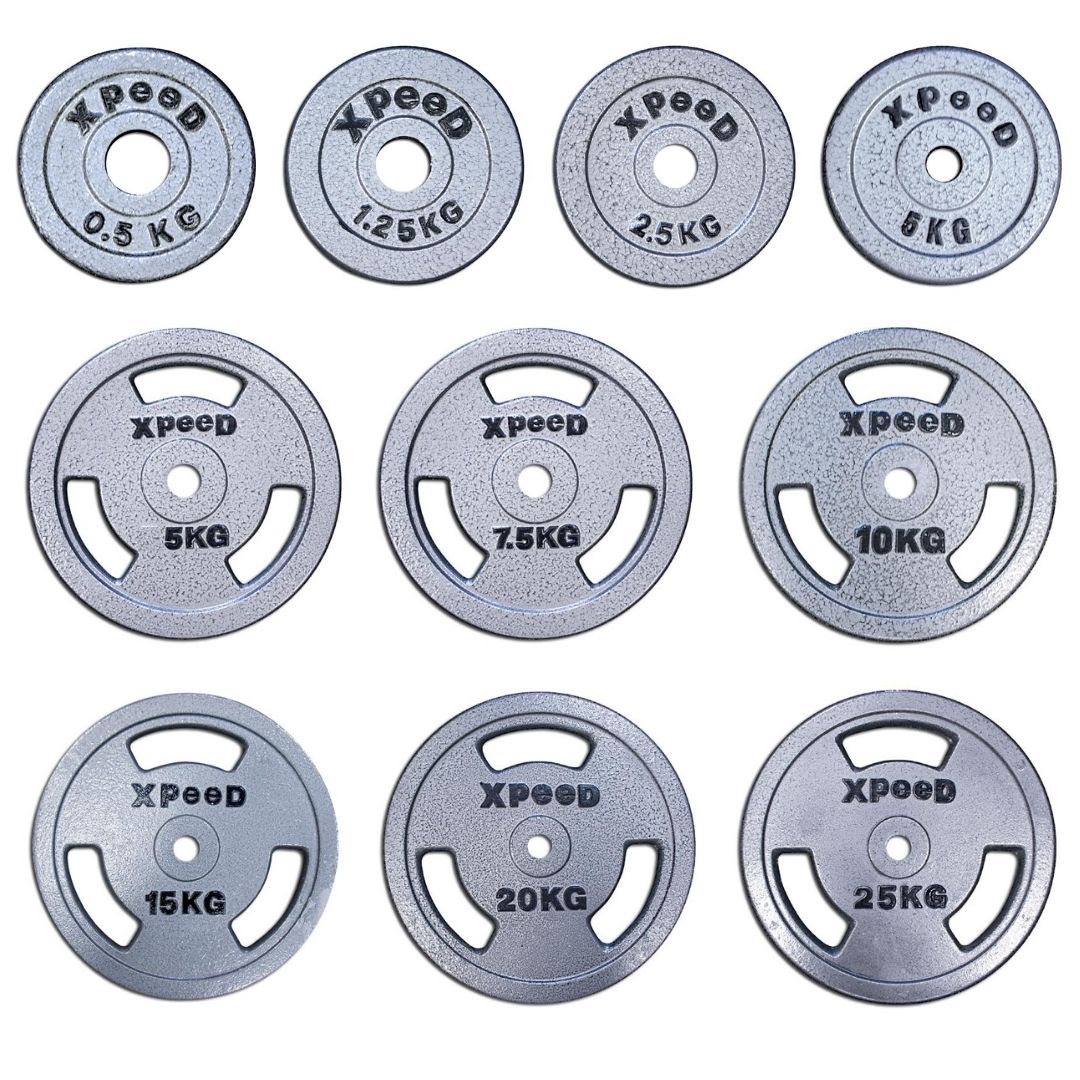 Xpeed Standard Weight Plates