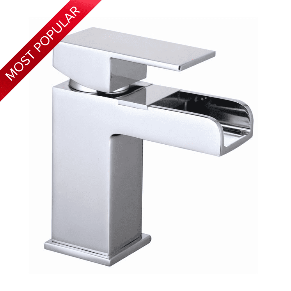 Victoria Waterfall Mono Basin Mixer a FREE Waste