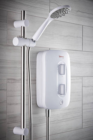 Redring Pure 9.5kw Electric Shower White