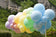 Arche de ballons biodégradables - Kit Pastel