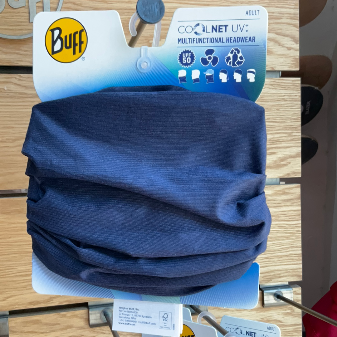 BUFF® CoolNet UV+ SOLID NIGHT BLUE