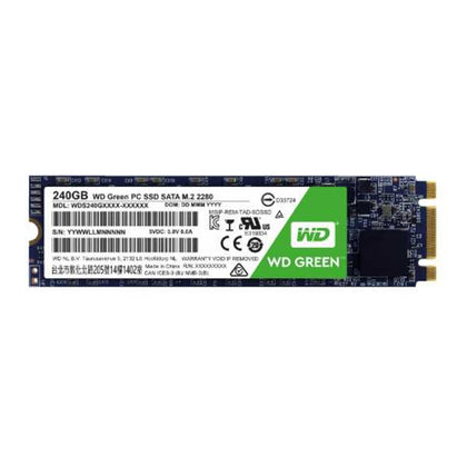 SSD M.2 240GB WD GREEN