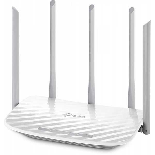 WIFI TP-LINK DUAL-BAND ROUTER AC1350
