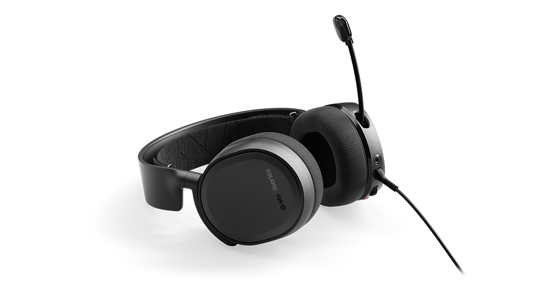 NDEGJUESE STEELSERIES ARCTIS 3 CONSOLE EDITION GAMING