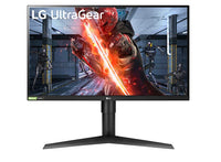 Monitor LG 27'' UltraGear 27GN750-B DP HDMI USB FHD Black