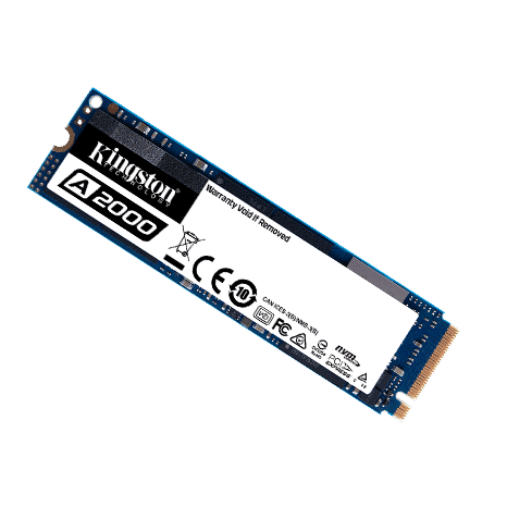 SSD M.2 250GB KINGSTON A2000 NVMe PCIe