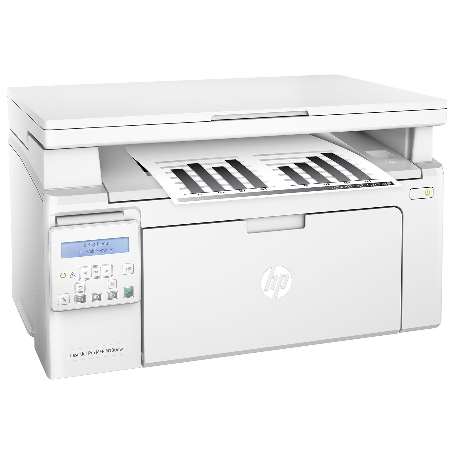 Printer/Scaner/Copy HP Laser MFP 130nw