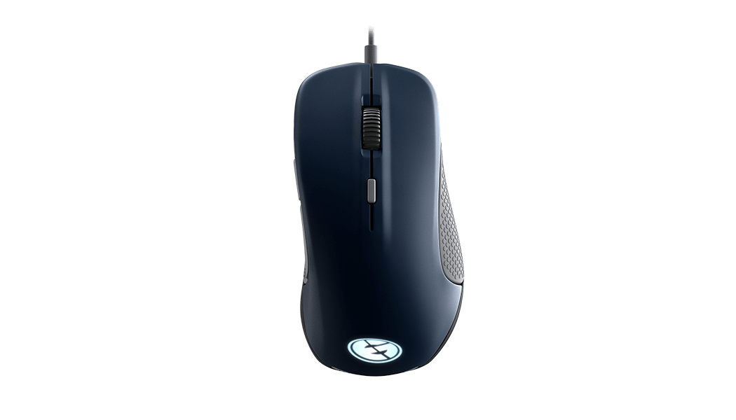 MOUSE STEELSERIES GAMING RIVAL 300 EVIL GENIUS EDITION 6500Dpi