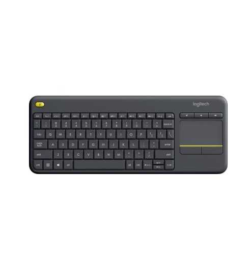 Tastier Logitech K400 Wireless TouchPad Black
