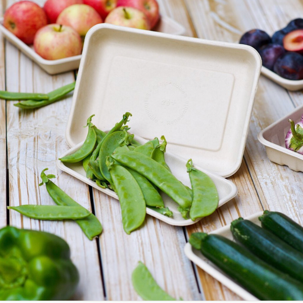 The Environmentally Sustainable Way To Replace Plastic Containers and Plates