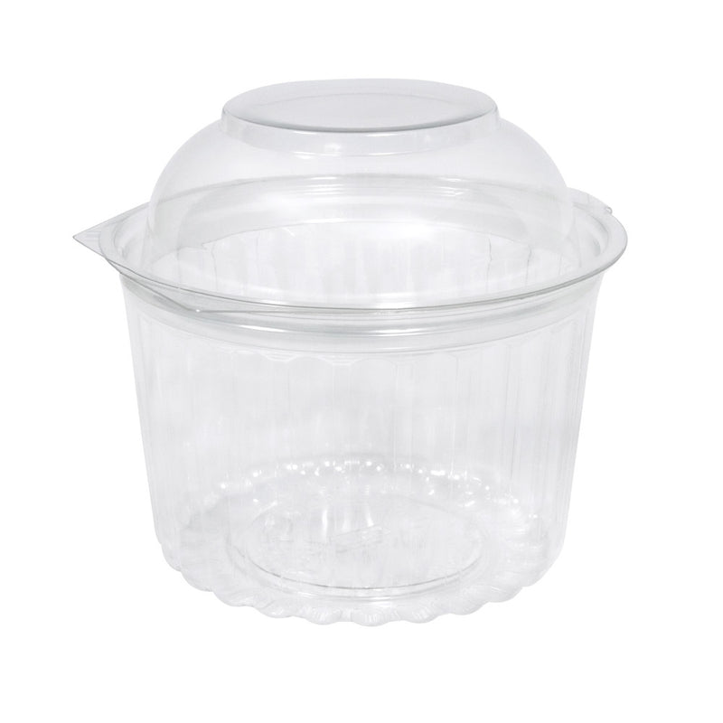 16oz Dome Hinged Lid Shobowl