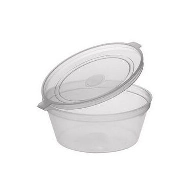 1.5 oz/45ML HINGED LID WIDE PORTION CUP