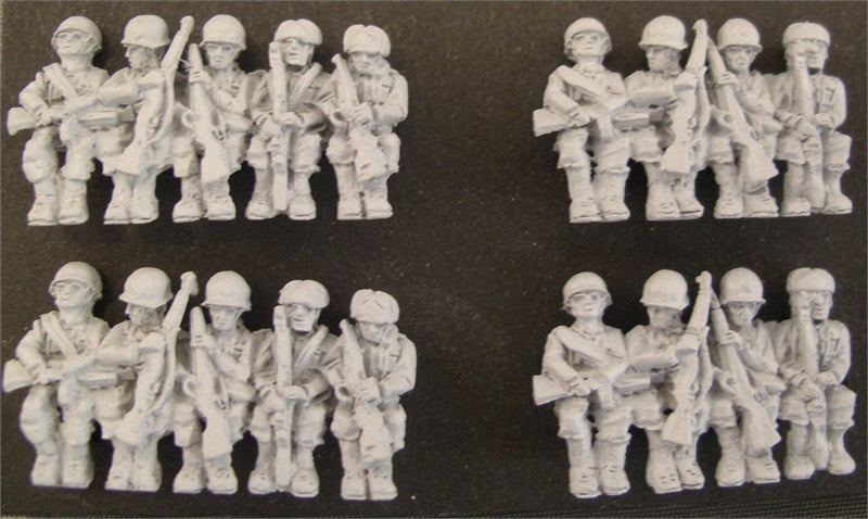 CD RS13  Seated Troops for Lorries