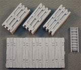 4LS/007 Sleeper Built Platform Section with steps