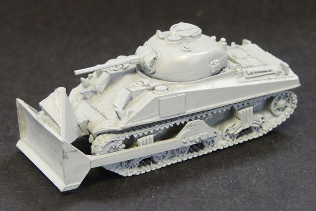 CD241A  Sherman Dozer on M4A3 & Applique