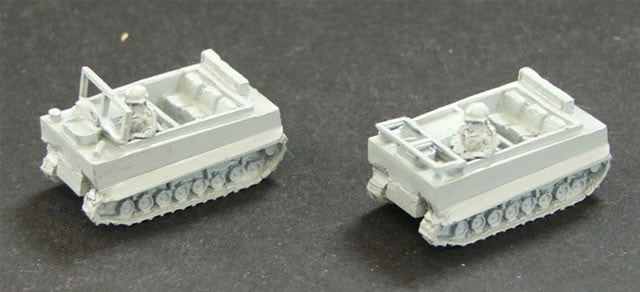 CD252  Early Weasel Tracked Cargo Carrier (x2)