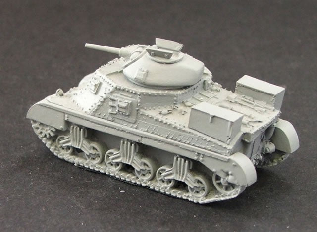 CD114A  Grant Tank with  Sand Shield