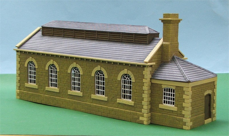 7/274 LMS Stone Engine Shed and Forge
