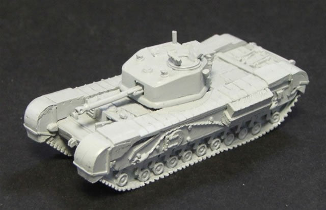 CD101  Churchill Mk VII Tank