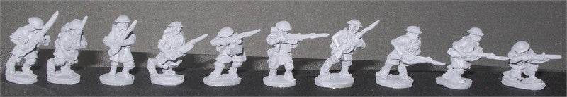 CD DR 3  Desert Rats Riflemen (Pack 2)