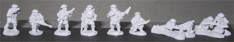 CD DR 4  Desert Rats Bren Gun Teams