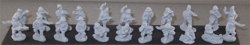 CD II 1  Italian Command Figures