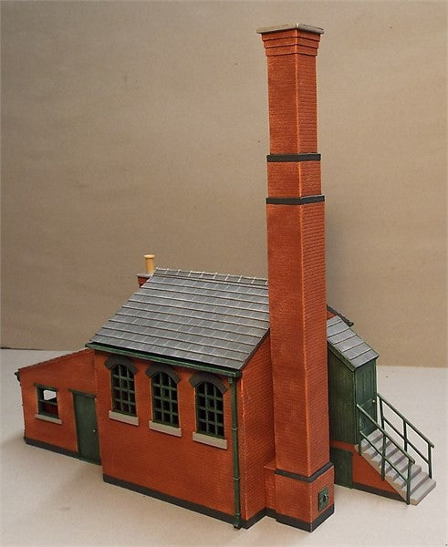 7/348A Small boiler/engine house and lean-to office
