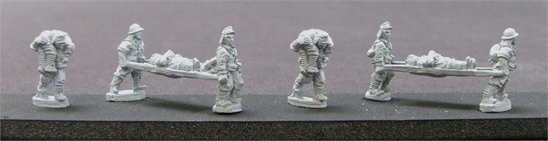 CD JS09  Stretcher Bearers & Casualties