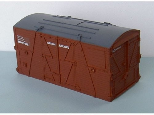 SMRL24 Container Type BD (Side & End Doors)