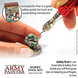 TL5050 Army Painter: Hobby Tool Kit