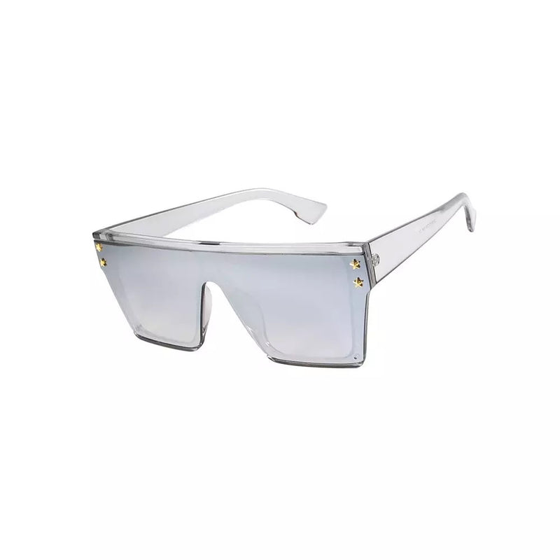 Sexy yet Savage® Savage Star Sunglasses | Mecca Collection | Silver Mirrored - Sexy Yet Savage®