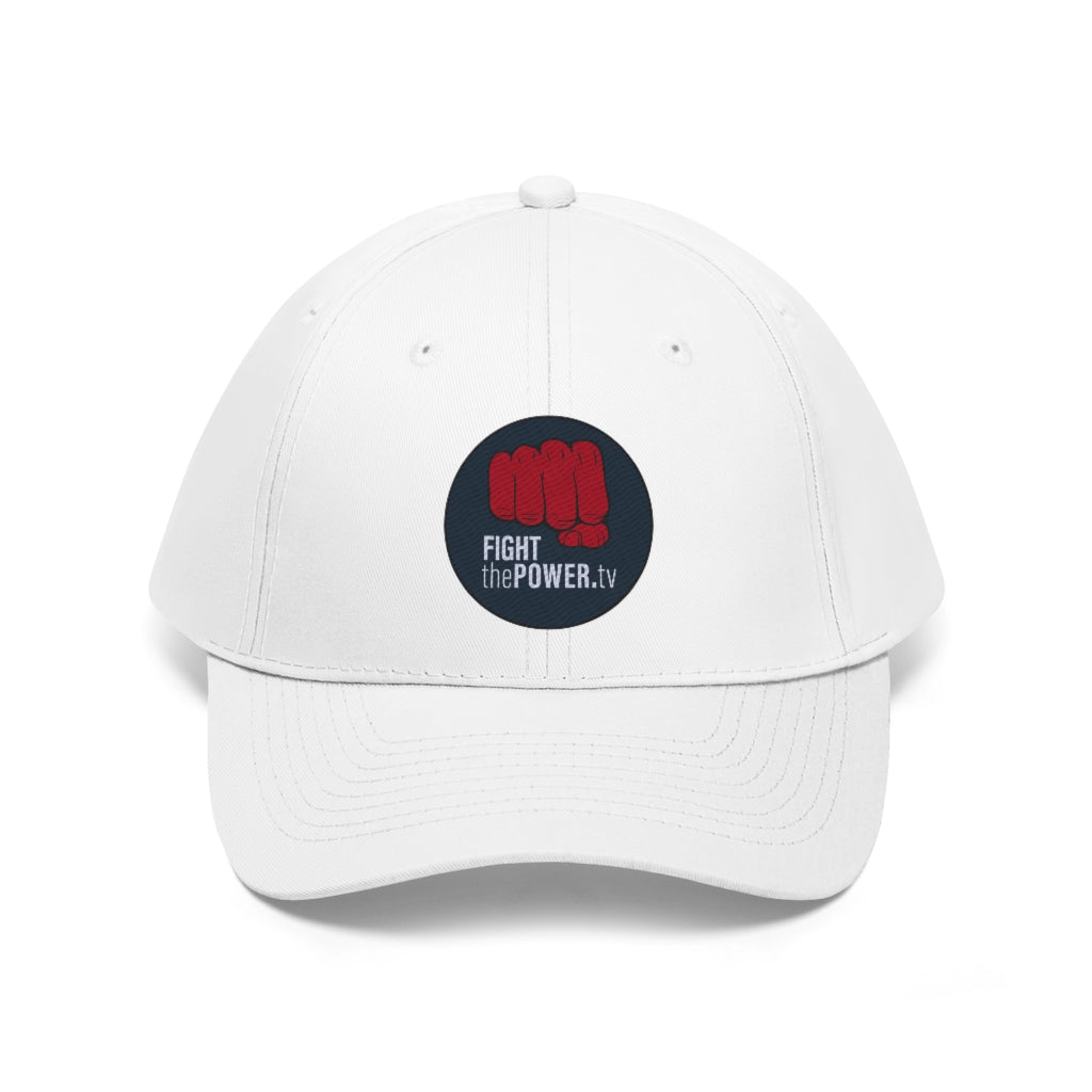 Fight The Power Unisex Twill Hat