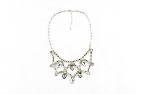 Royal Jewel Necklace in MONO