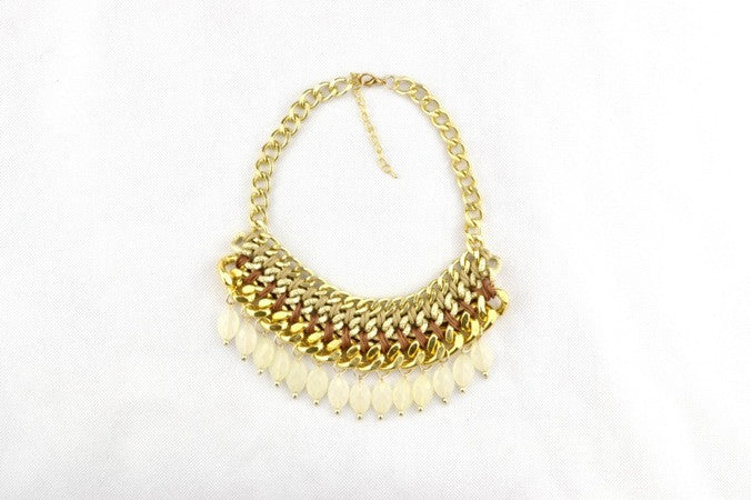 Zale Layered Necklace in NEUTRAL